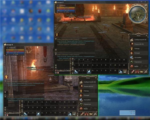 Не могу запустить 2 окна - Форум 4GAME. Два окна на Lineage2- GoHa.