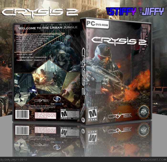 Название игры: Crysis 2 Версия: v1.1 EN/RU Release Group/Person: FLTDOX Защ